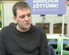Új elnöke van a Momentum helyi szervezetének (Tóth Márió)