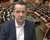 Nem szavazta meg a rendkívüli jogrend meghosszabbítását az ellenzék