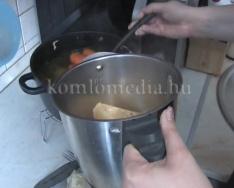 Gasztropercek - Készítsünk vadast gőzgombóccal (Bükösdi Zsófia)