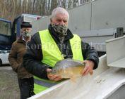Kihasználja a járvány okozta kényszerszünetet a Komlói Bányász Horgász Egyesület