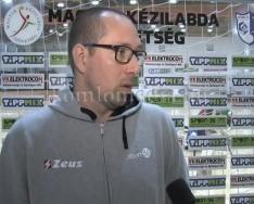 Több mérkőzésen van túl a Sport36 Komló kézilabdacsapata